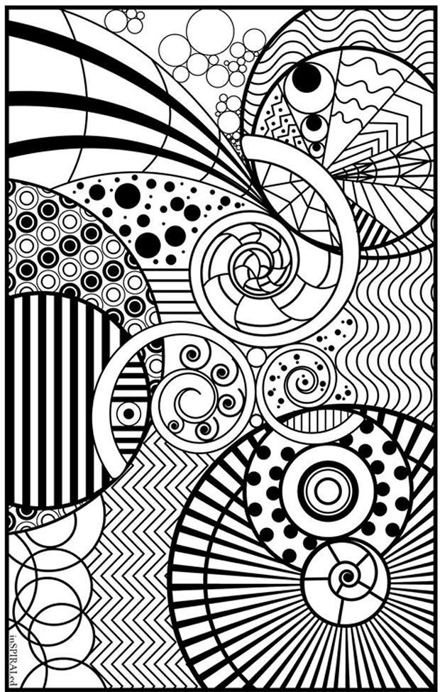 This Is Why Adult Coloring Books Are So Popular