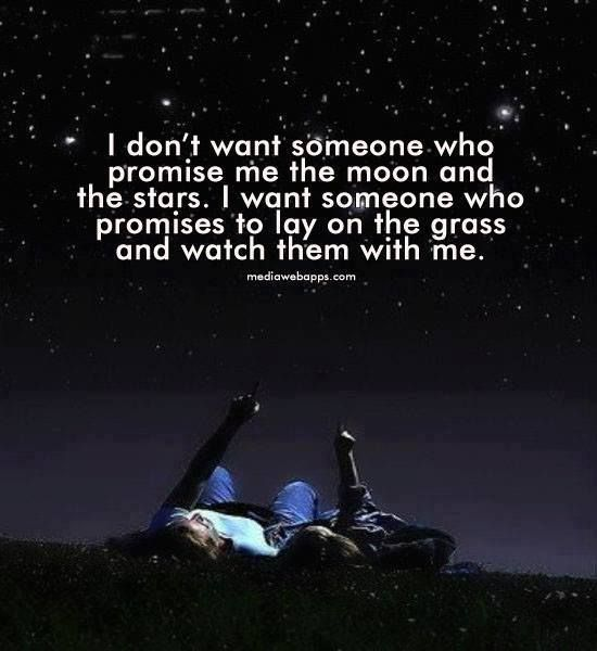 Lay on the grass and watch them with me :)
