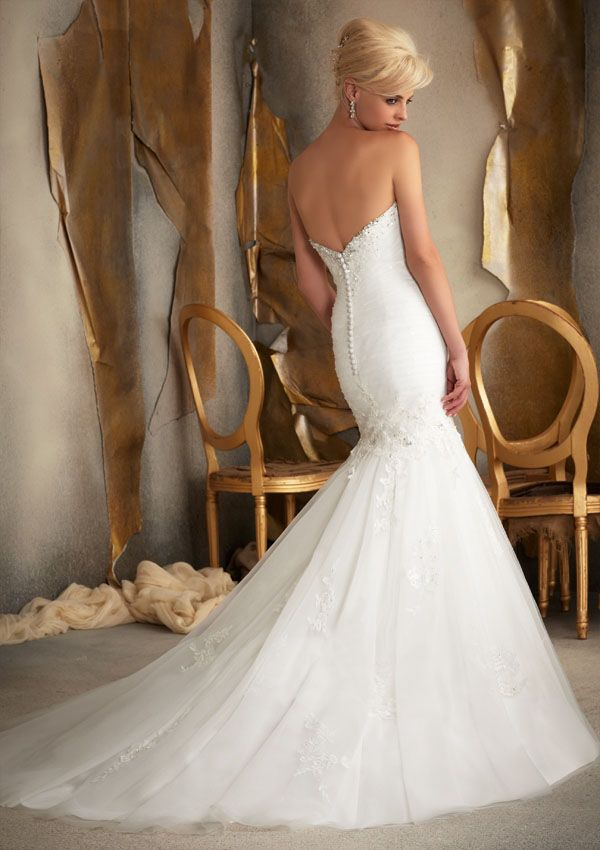 Wedding Dresses With Buttons All Down The Back | Wedding Gallery
