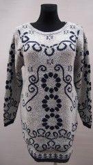Sweter damski 16130 MIX M-2XL