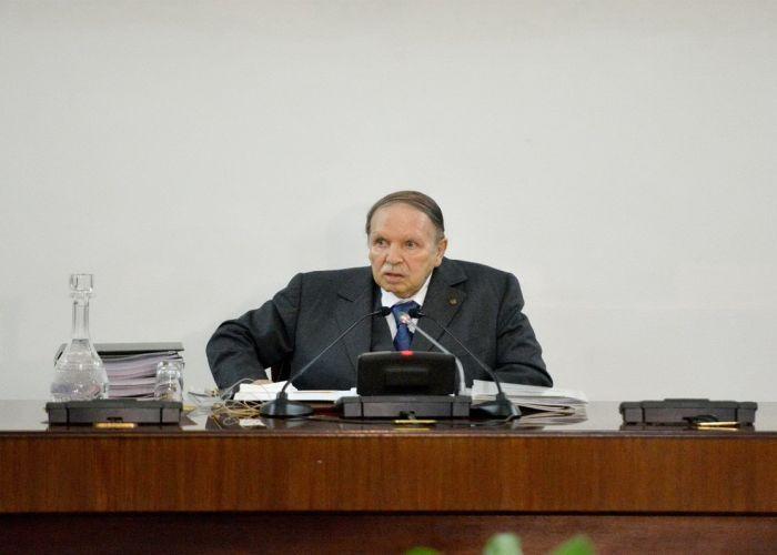 Abdelaziz Bouteflika - Wikipedia