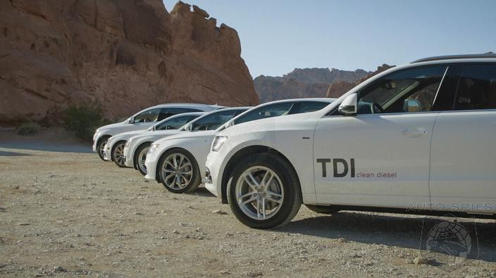 Audi Announces Pricing and Fuel Economy for 2014 Audi A6, A7 and Q5 TDI® Clean Diesel Vehicles