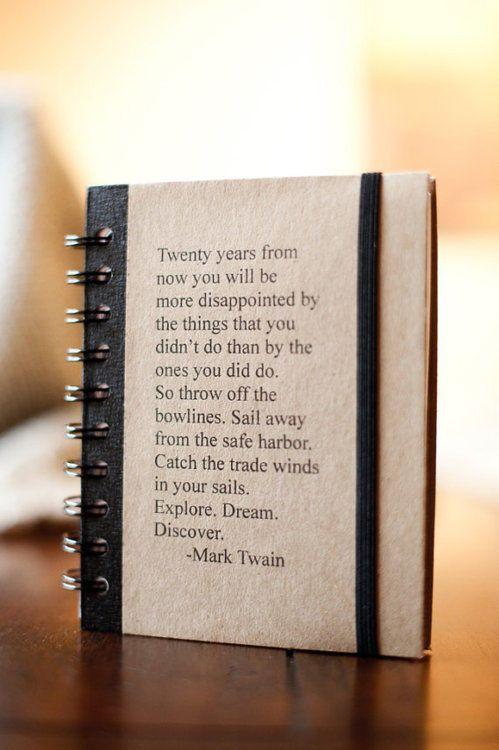 Truth. Mark Twain