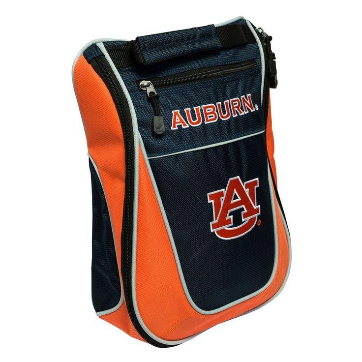 Team Golf Auburn Tigers Golf Shoe Bag, Multicolor