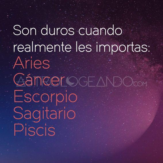 #Aries #Cáncer #Escorpio #Sagitario #Piscis #Astrología #Zodiaco #Astrologeando