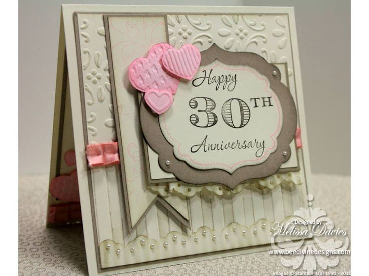 30th Wedding Anniversary Gift For Couple: Best 25+ Wedding Anniversary Cards Ideas On Pinterest