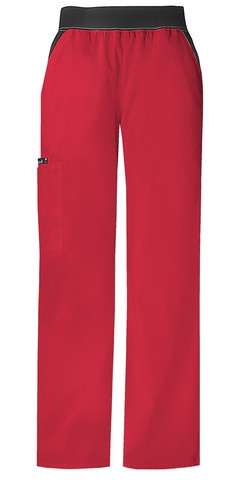 Petite Flexible Cargo Pocket Pant Red  from NZD $94.96