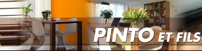 Pinto et Fils - Décoration, peintures, revêtements muraux, ravalements, stores, tissus d'ameublement, revêtements de sols