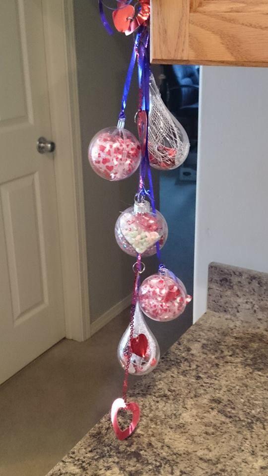 valentines hanger