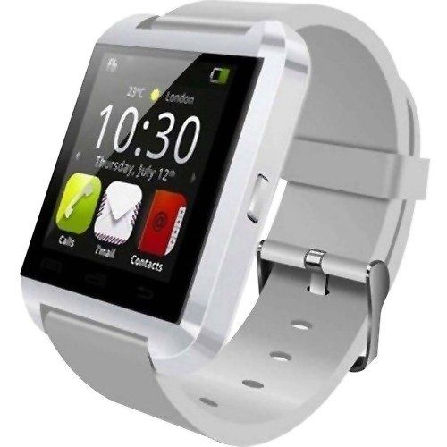 Bluetooth Smart Watch Fit for Samsung Galaxy S4/S5/S6 Edge Note 3/4/5 HTC Nexus Sony LG Huawei Android Smartphones (Black) (White). UPC: 852170006586. Weight: 0.400 lbs.