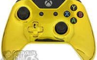 Golden-Chrome Xbox One, PlayStation Controllers Become Best Sellers