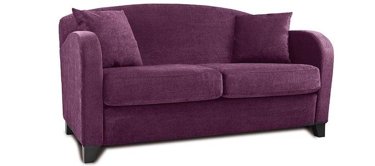 GEORGES : Un canapé sobre et distingué, un grand classique dont on ne se lasse pas et qui vous donnera un maintien et un confort parfait.