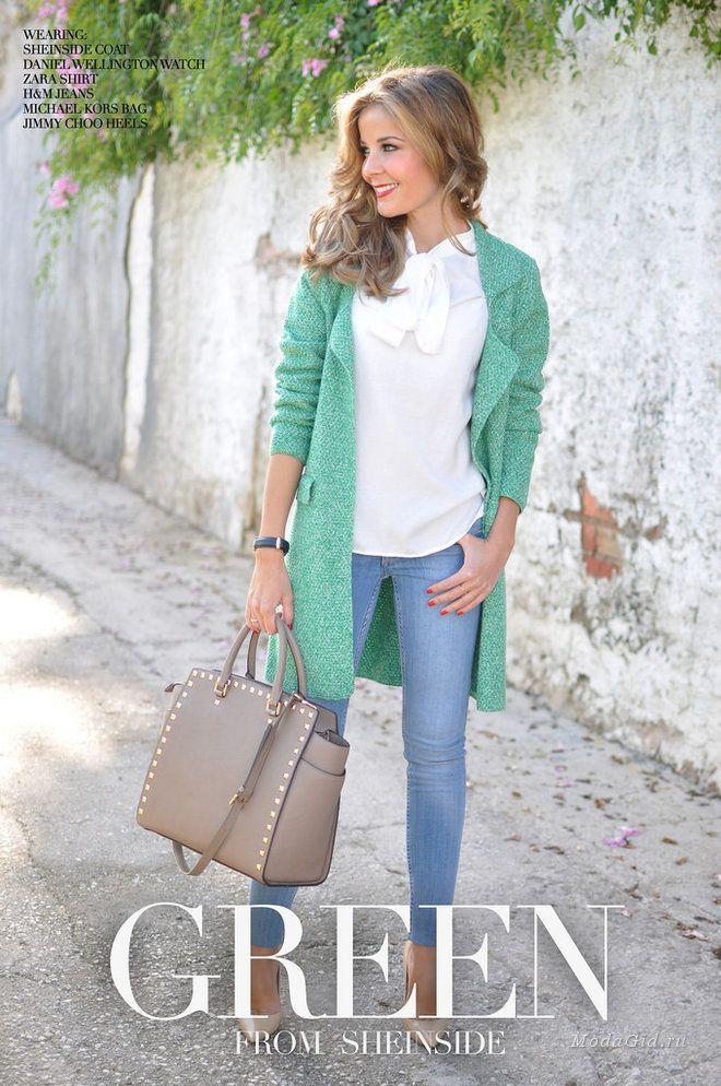Уличная мода: Уличный стиль от модного блоггера Lola C