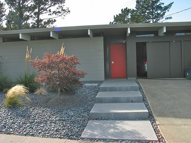 Eichler 152 mid century mid century modern and modern for Eichler paint colors