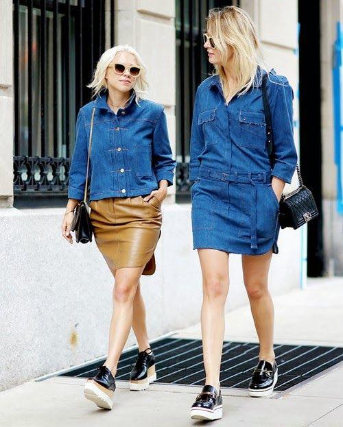 2015 Bahar/Yaz Sokak Modası..