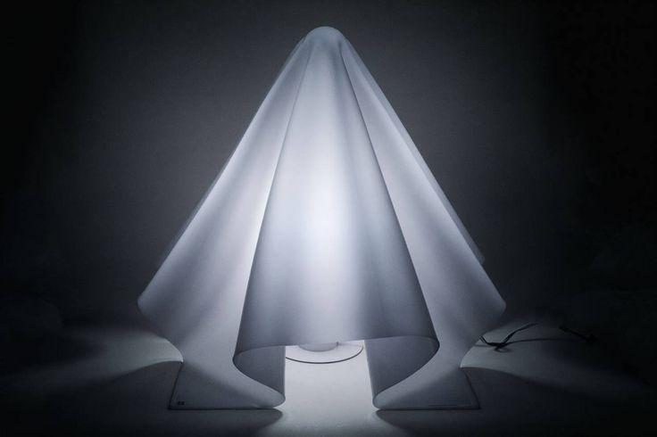 "Large ""Ghost"" Lamp by Shiro Kuramata 5"
