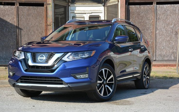 Nissan Rogue 2017 plus de style même bon roulement - Le Guide de l'auto
