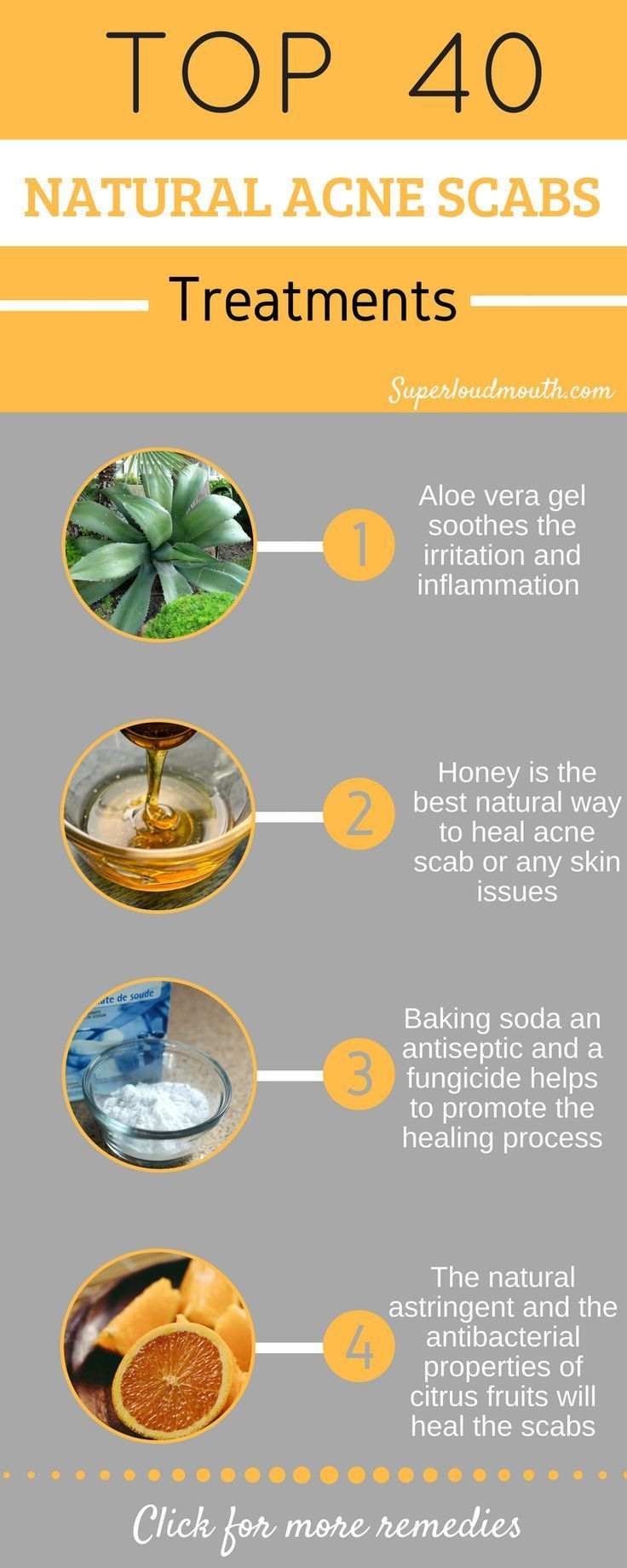 40 Best Ways To Get Rid Of Acne Scabs Overnight Acne Overnight