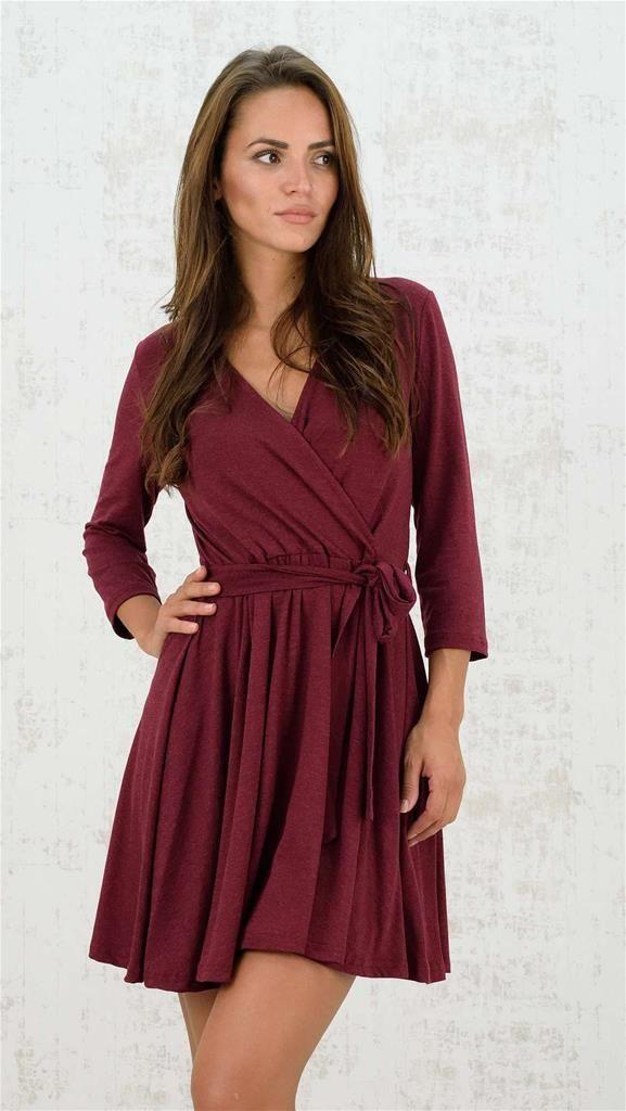 Mini κρουαζέ φόρεμα | Φθινοπωρινή Collection 2016 | Potre