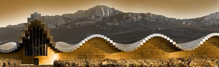 Ysios Winery, La Rioja, Spain