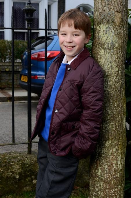 Bobby Beale#2 played by newcomer Rory Stroud.