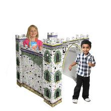 Cardboard Playhouses. Cubby House. Cardboard Rocket.- Buy Toys Online From Green Ant Toys Online Toy Store.  Toy Sale #toysale #sale #toys #clearance www.greenanttoys.com.au