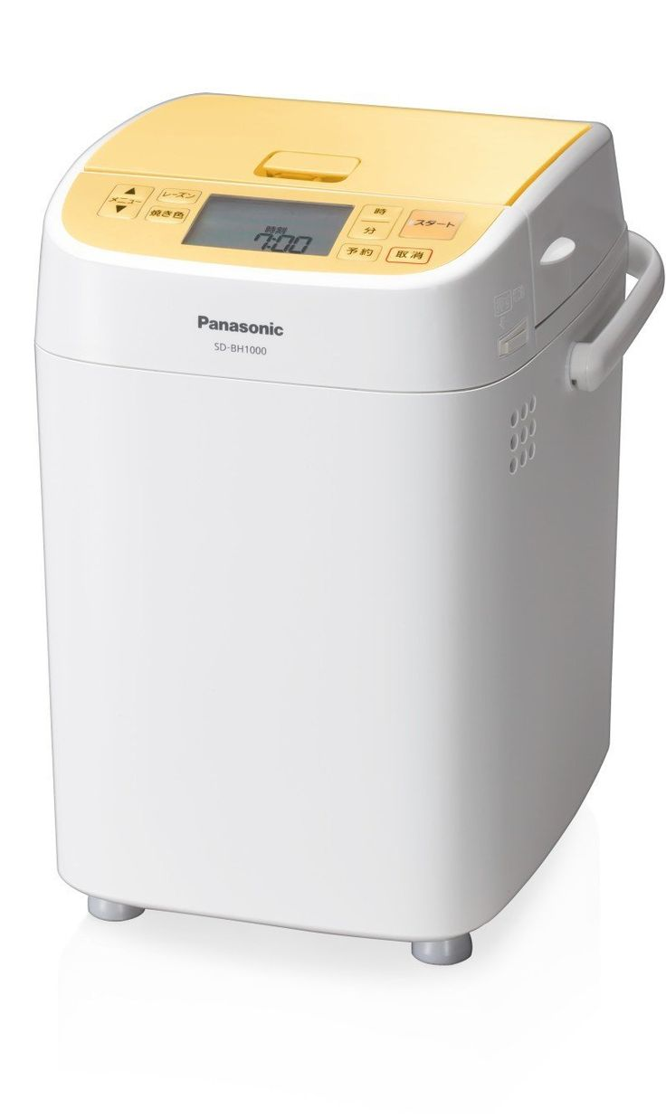 Panasonic home bakery loaf type yellow SD-BH1000-Y >>> You can get additional details at the image link.