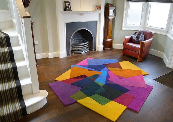 Carpet design AFTER MATISSE Sonya Winner Tappeti