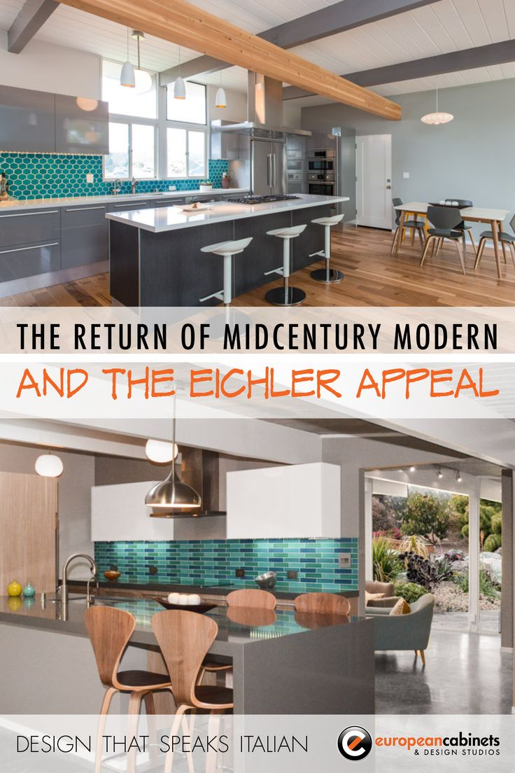 Midcentury Modern is coming back, and no one knows that better than interior designer Lucile Glessner. Not only does Glessner specialize in Eichlers—the iconic Bay Area midcentury home—she lives in one too.   After completing four Eichler projects with Glessner (and two more in the works), we thought it was time to sit down and talk with her about the return of Midcentury Modern design and the longevity of the Eichler appeal.