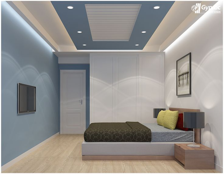 41 best geometric bedroom ceiling designs images on for Simple false ceiling designs for living room