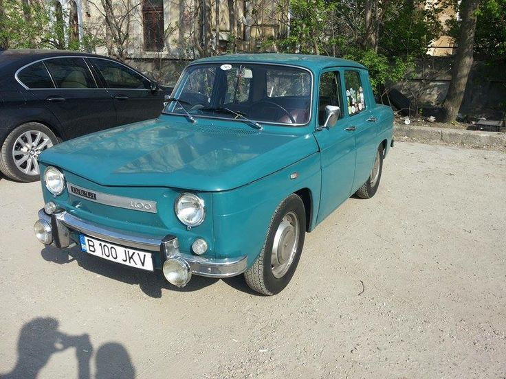 1968 DACIA 1100