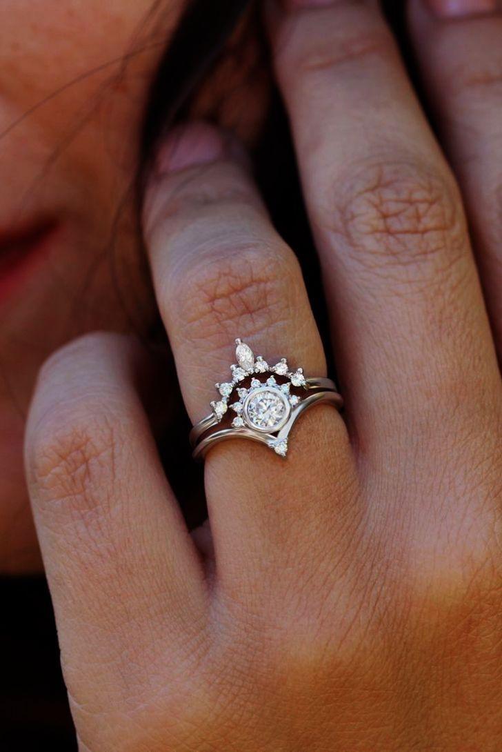 Vintage Engagement Rings Tucson Rose Gold Morganite Vintage Ring