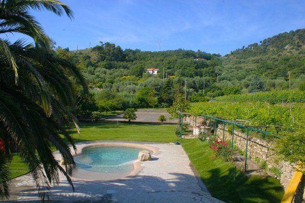 FARM MUSSO - Broom House in Diano Marina ab 57 € pro Objekt / Nacht. Buchen Sie dieses Ferienhaus für bis zu 2 Personen in der Region Ligurien, Imperia & Umland in Diano Marina!