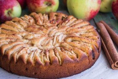 Torta di mele 24 cm, alta e soffice anzi… sofficissima! Ricetta video | Cambio cuoco