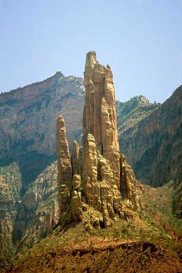 Gheralta, Tigray region, Ethiopia ~ best known for its rocky mountains which hide ancient rock-hewn churches