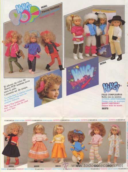 nancy., PANTALON ORIGINAL conjunto de los 80-90 con sombrero, ver foto catalogo (Juguetes - Muñeca española Moderna - Nancy y Lucas, vestidos y accesorios)