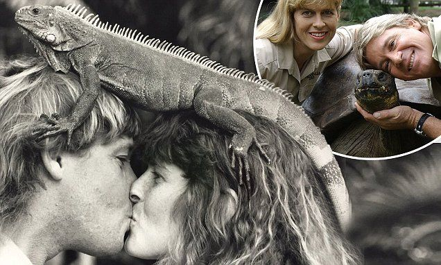 Terri Irwin shares emotional tribute to Steve Irwin