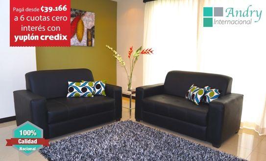 Dale a la sala de tu hogar un nuevo y elegante aspecto! Juego de ...