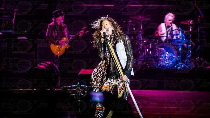 Aerosmith hizo delirar a la ciudad en una inolvidable fiesta - Diario Hoy (Argentina)