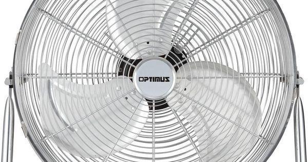 Optimus 18 in. Industrial Grade High-Velocity Fan