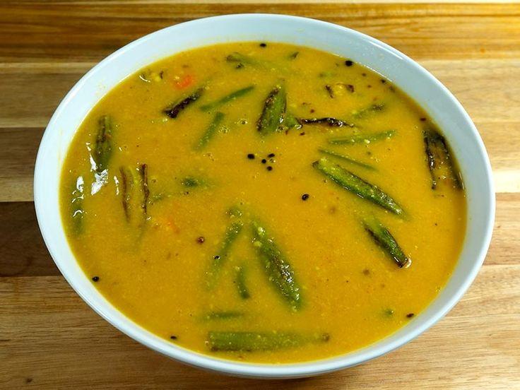 Sindhi Kadhi (Vegetable in Gram Flour Gravy) | Manjula's Kitchen | Indian Vegetarian Recipes | Cooking Videos