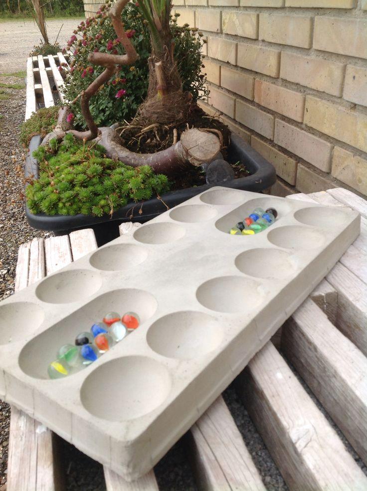 Kalaha i beton. Galleri-Livoni