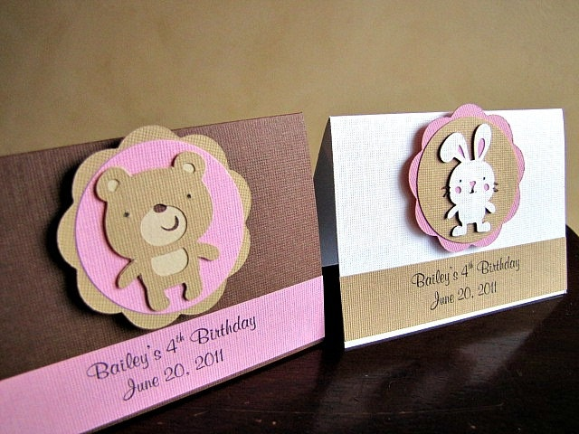 Cute Invite for Build a Bear Party