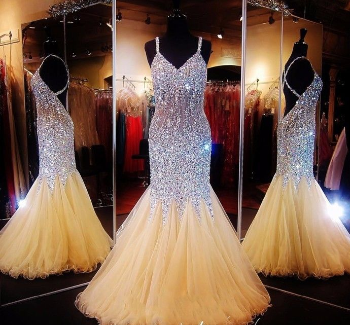 Best 25+ Bling prom dresses ideas on Pinterest | Beautiful ...