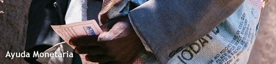 En la última década, las transferencias de dinero en efectivo se han utilizado cada vez con más como alternativa a la distribución de alimentos, ya que permiten a la población afectada por una crisis atender sus necesidades básicas, alimentarias y no alimentarias, como educación, gastos sanitarios, ropa o menaje del hogar. También les permite invertir en la protección, recuperación y fortalecimiento de sus medios de vida, como la compra de ganado. La cantidad de dinero transferida se puede…