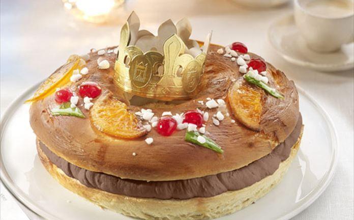 """""""Roscón De Reyes Con Chocolate Negro"""" en Nestlé Cocina #recetas #nestlecocina #menuplanner #cocina"""