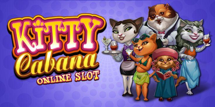 Kitty Cabana Online Slot  play at www.europalace-casino.com