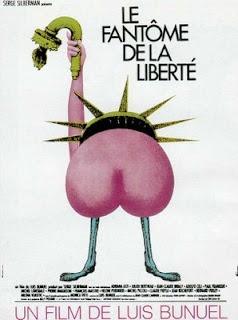 """""""Le fantôme de la liberté"""" (1974) - Luis Buñuel"""