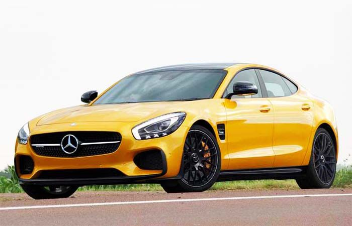 2019 Mercedes-AMG GT4: Luxurious Sports Sedan Updated Review