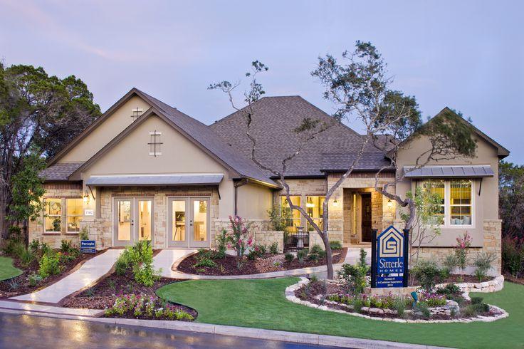 One Of Sitterle 39 S Beautiful San Antonio Custom Homes In